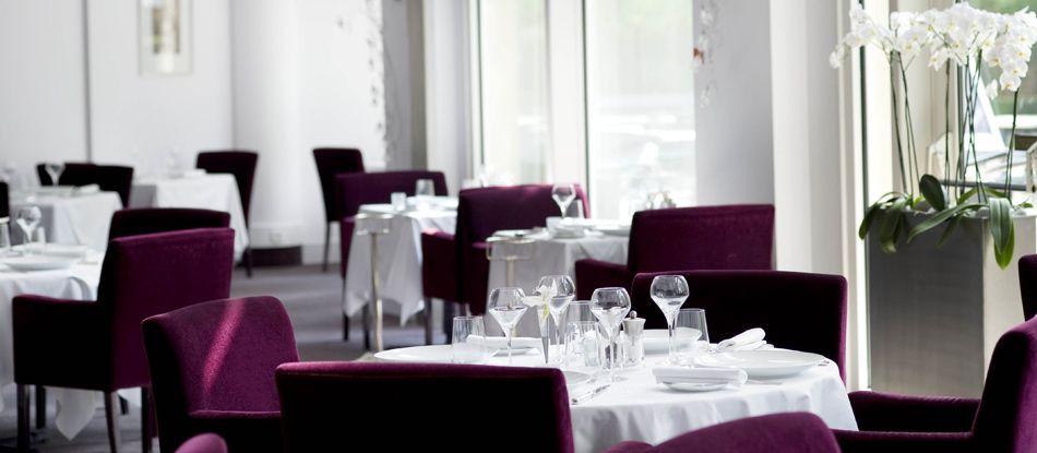 Restaurant Saveurs, Plaisir et Santé Le N3 - Vichy Spa Hôtel Les Célestins