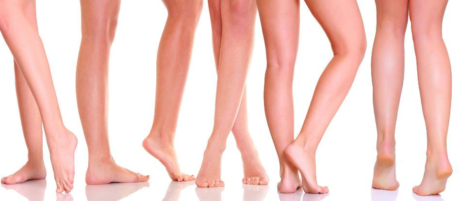 """Light legs"" cryo-slimming treatment"