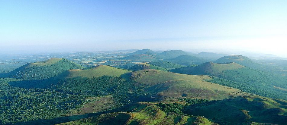 Volcanoes of Auvergne