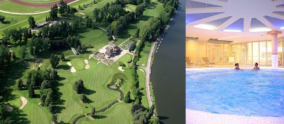 week end golf spa vichy c lestins spa h tel. Black Bedroom Furniture Sets. Home Design Ideas