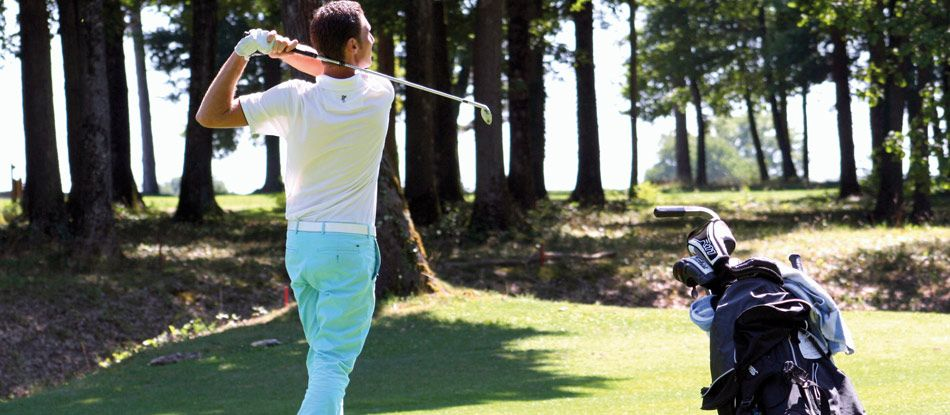 Découvrez les 2 parcours de golf du Sporting et de Montpensier à Vichy !