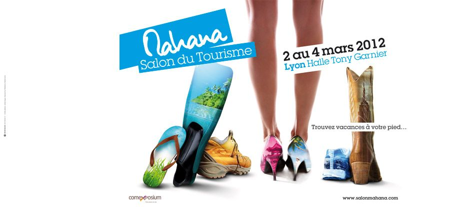 Salon Mahana 2012, Hall Tony Garnier - Vichy Spa Hôtel Les Célestins stand c32