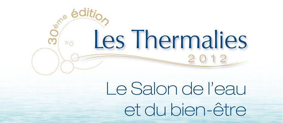 Salon Les Thermalies - Thermalies 2012 Carrousel du Louvre Paris 1er