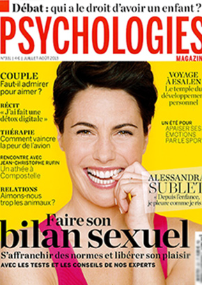 Psychologie magazine été 2013 : réflexes alimentaires, médecin nutritionniste