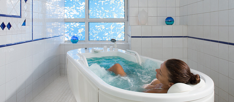 Bain thermal vichy