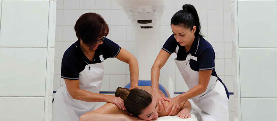Massage à 4 mains Vichy