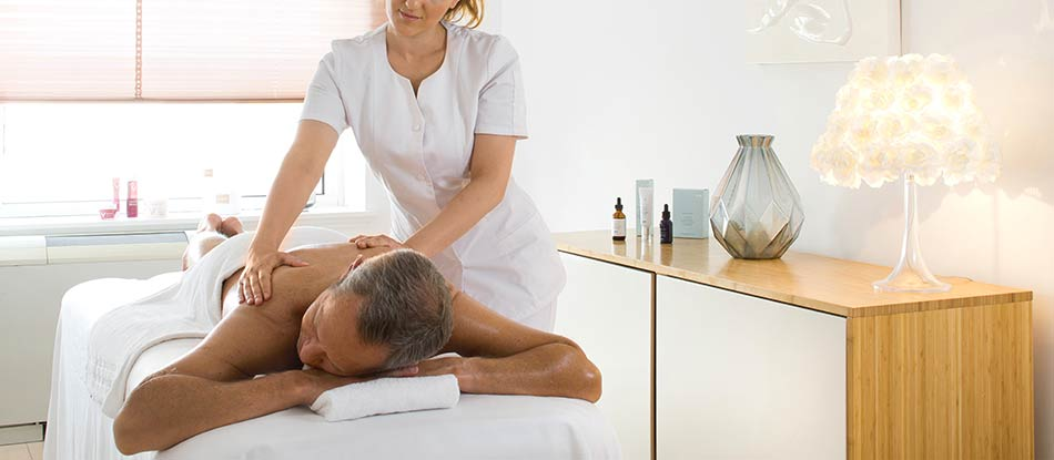 Massage homme spa