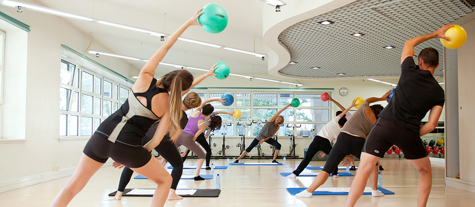 Cours fitness remise en forme