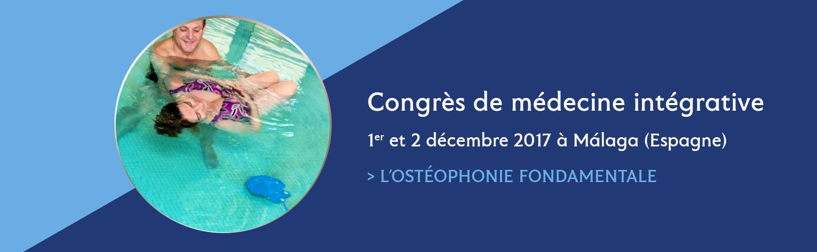 congres medecine integrative