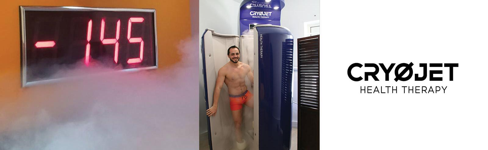 Cryotherapie corps Vichy