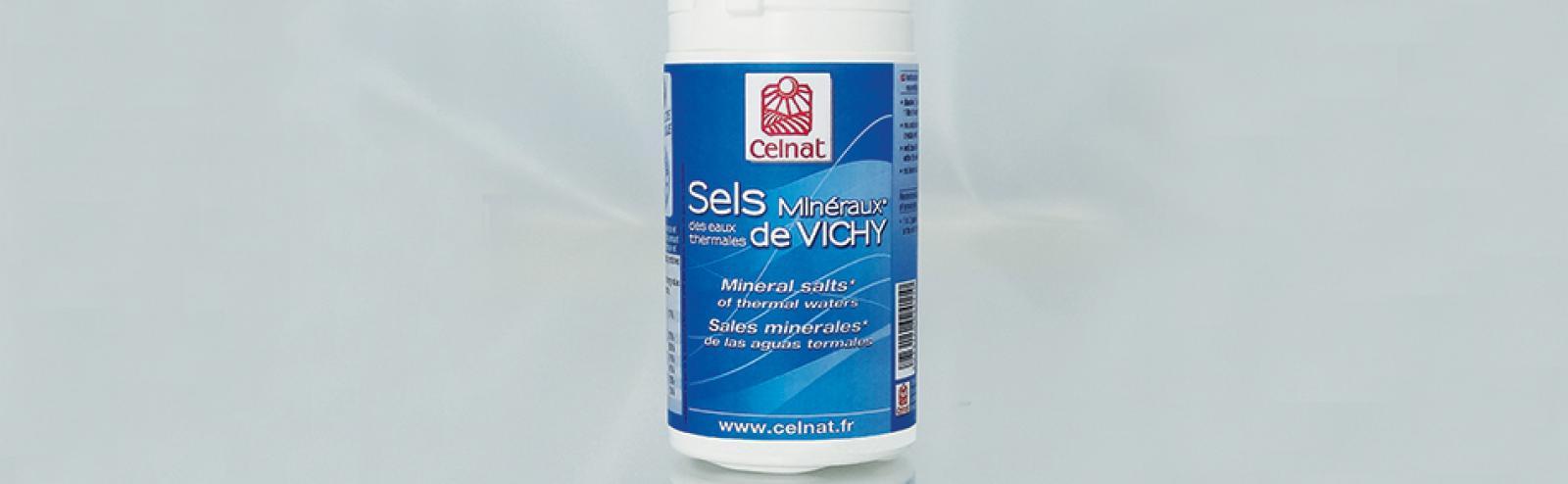Sels minéraux de Vichy