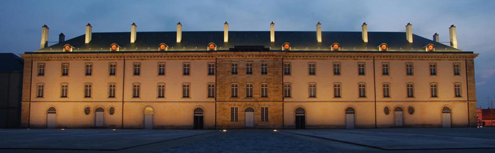 CNCS Moulins - Exposition l'envers du décor année 2012