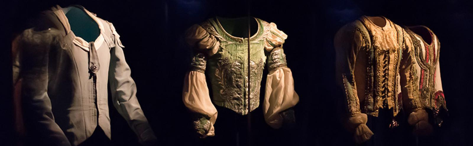 Découvrez la Collection Rudolf Noureev au musée du CNCS Moulins (03)