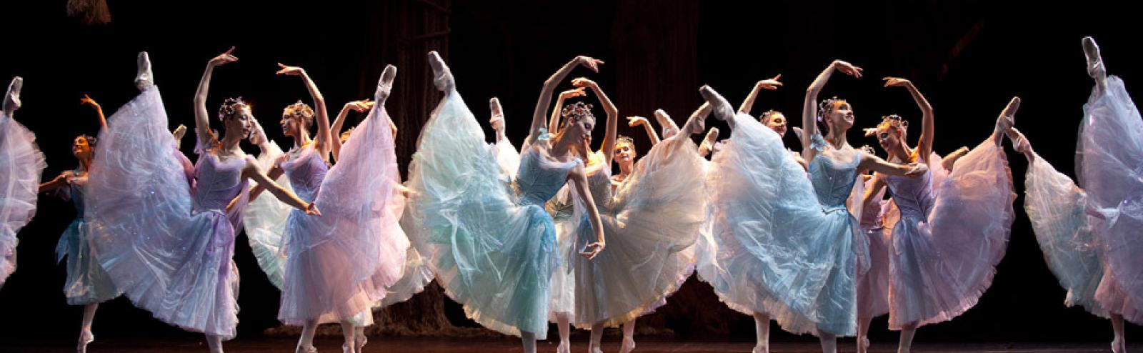 Exposition, du ballet La Source, orchestrée par Christian Lacroix - CNCS Moulins