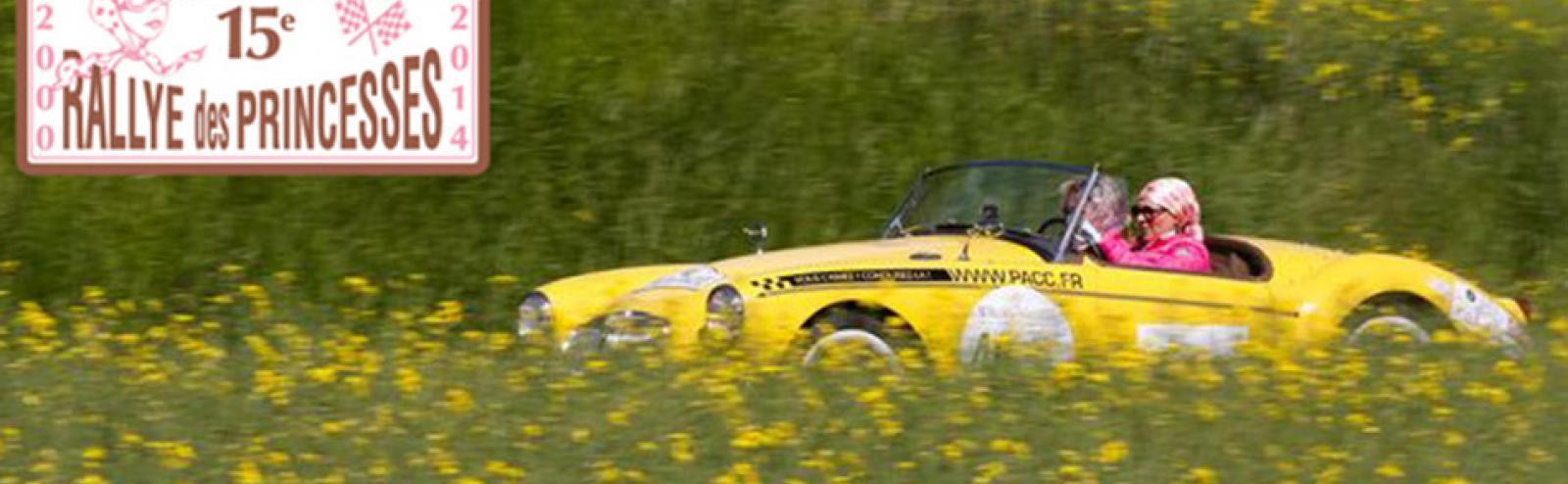 Le Rallye des princesses 2014 : c'est le 2 juin à Vichy !