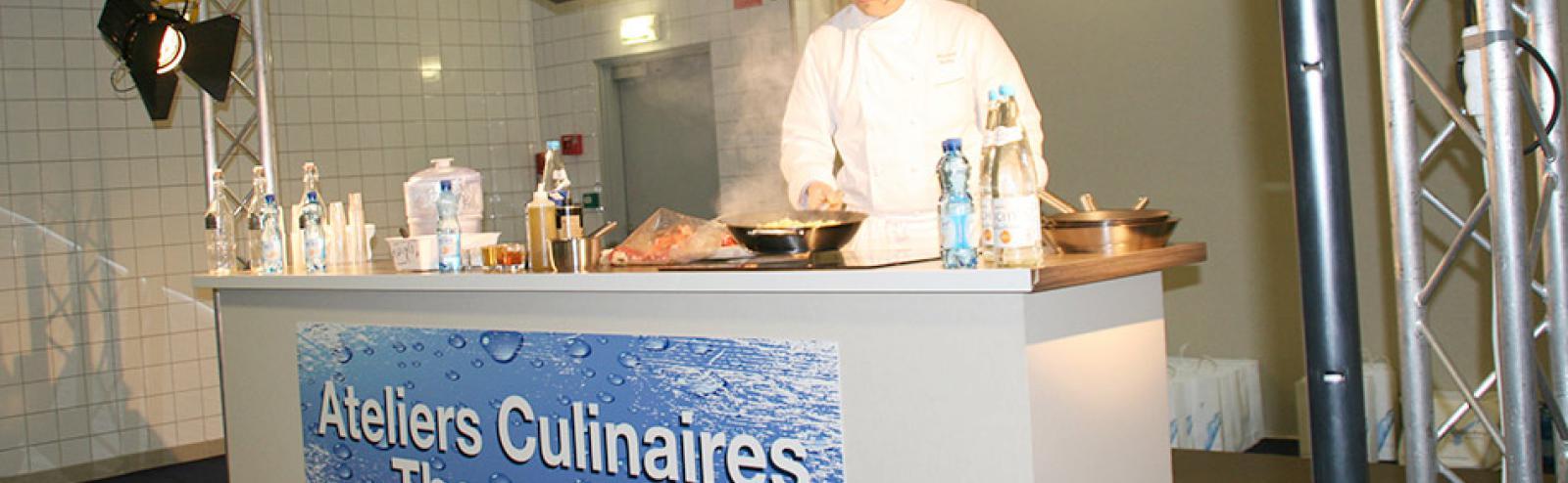 Recette culinaire Chef, Christophe Vauthier, Vichyssoise Célestins à la truffe