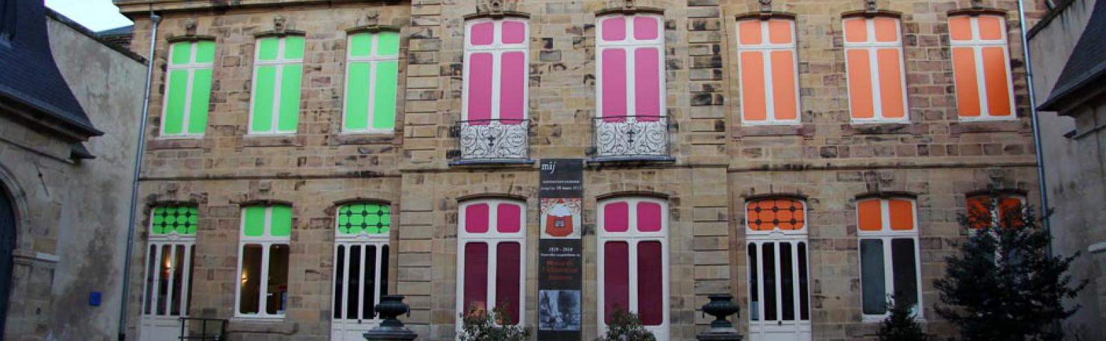 Musée de l'Illustration Jeunesse à Moulins