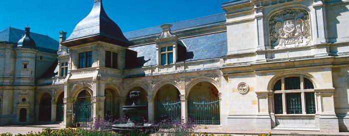 Musée Anne de Beaujeu à Moulins, Vichy