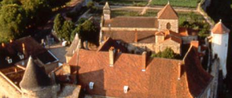 Les bénédictines de Chantelle - Allier - Auvergne