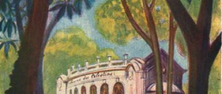 Art - Guide Vichy 1932