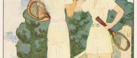 Art - Guide Vichy 1935