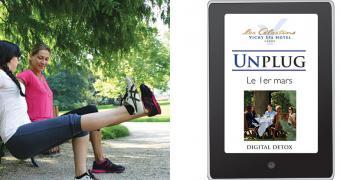 La Montagne : Vichy lance la cure Digital Detox