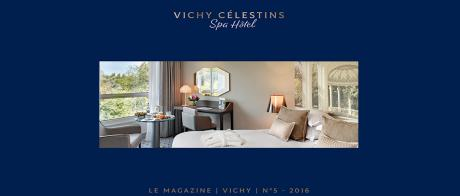 Magazine Vichy Spa