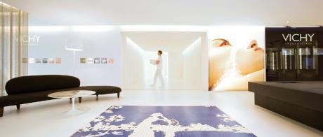 L'Institut des Laboratoires Vichy - soins de régénération cellulaire