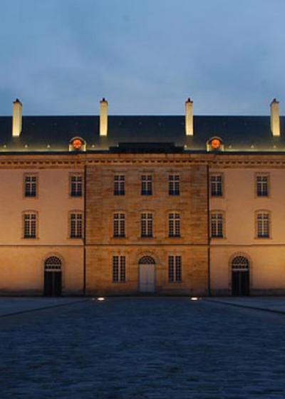 CNCS - Quartier Villars, ancien quartier de cavalerie - Monument historique