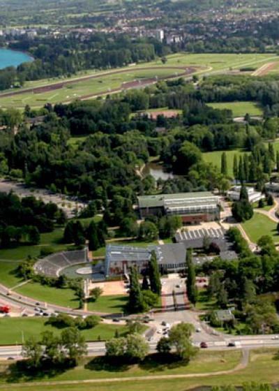 Omnisports center : Vichy, Auvergne