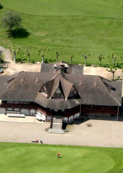 Sporting Club de Vichy - Golf 18 trous proximité spa hotel 5 étoiles