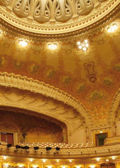 Office de tourisme de Vichy visitez l'Opéra de Vichy et découvrez le programme