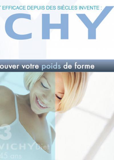 Vichy Diet, méthode exclusive pour préserver votre capital santé