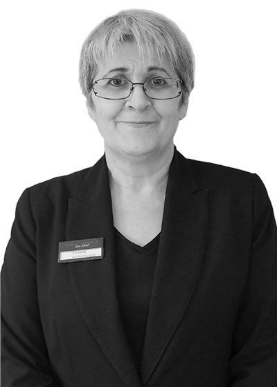 Sylviane Thomas - GOUVERNANTE DU VICHY CÉLESTINS SPA HÔTEL