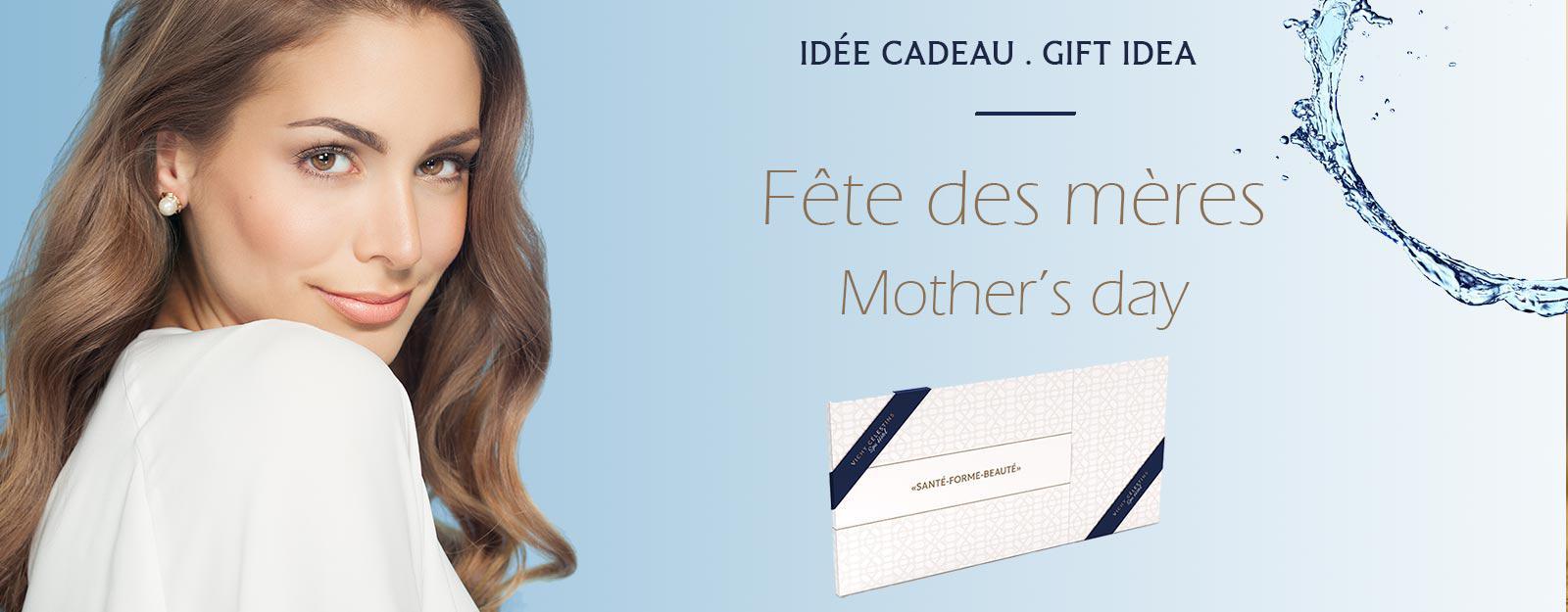 Cadeau fête des mères, Vichy
