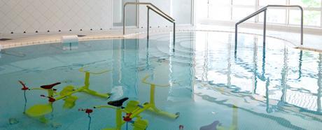 Aquabiking Vichy