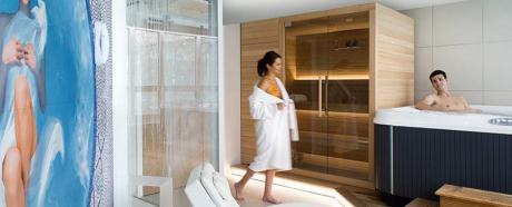 Réservez votre espace Jacuzzi® privatif au Vichy Spa