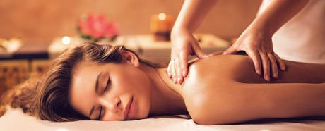 Vichy Spa massages
